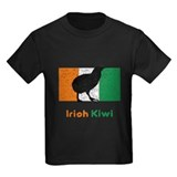 Irish Kiwi Vintage Flag T