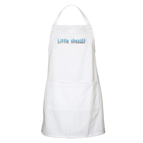 Little Sheriff BBQ Apron