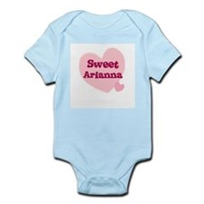 Sweet Arianna Infant Creeper