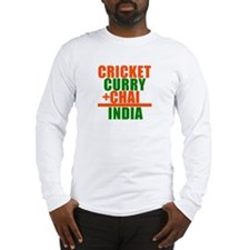 India Long Sleeve T-Shirt