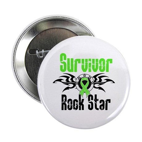 "LymphomaSurvivorRockStar 2.25"" Button"