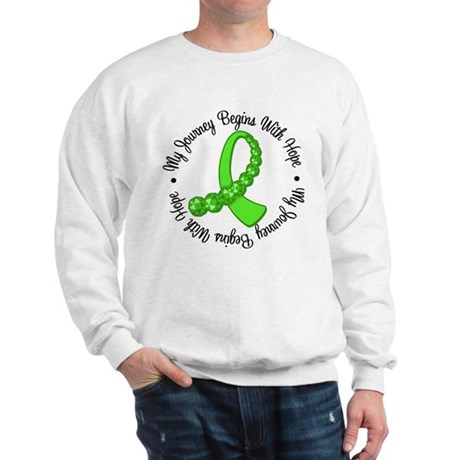 My Journey Hope Lymphoma Sweatshirt