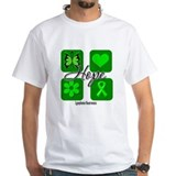 Lymphoma Hope Inspire Shirt