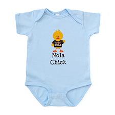 Fleur de Lis Nola Chick Infant Bodysuit