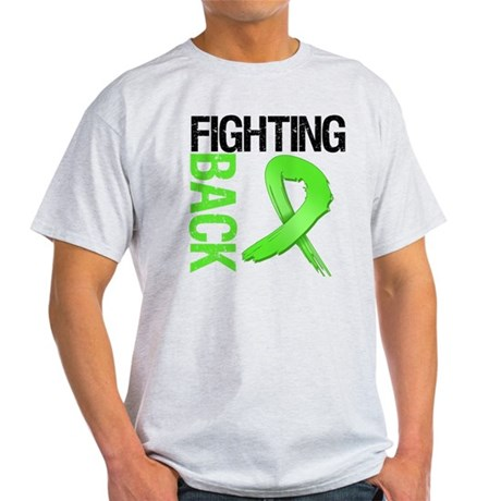 Fighting Back - Lymphoma Light T-Shirt