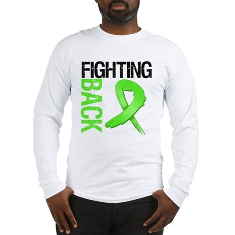 Fighting Back - Lymphoma Long Sleeve T-Shirt
