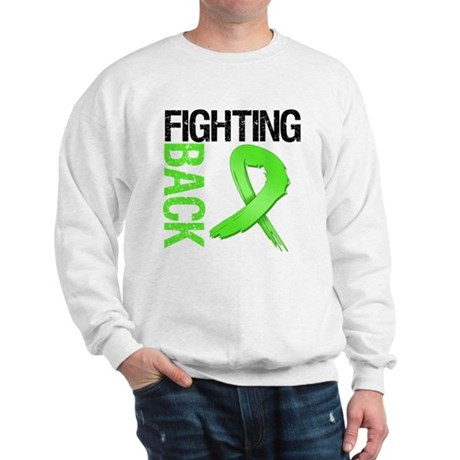 Fighting Back - Lymphoma Sweatshirt