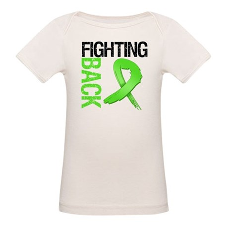 Fighting Back - Lymphoma Organic Baby T-Shirt