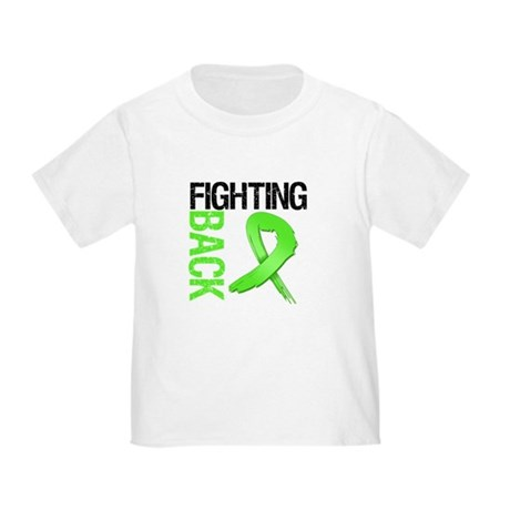 Fighting Back - Lymphoma Toddler T-Shirt