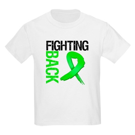Fighting Back - Lymphoma Kids Light T-Shirt