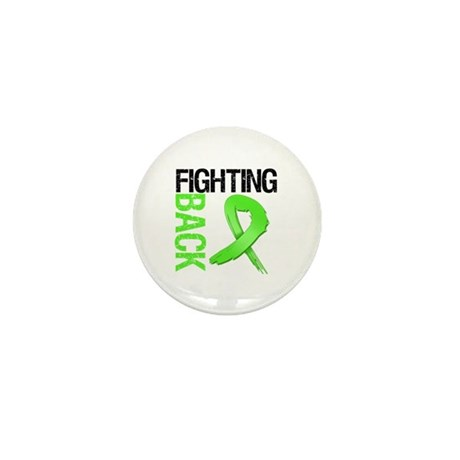 Fighting Back - Lymphoma Mini Button