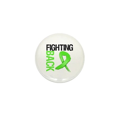 Fighting Back - Lymphoma Mini Button (10 pack)