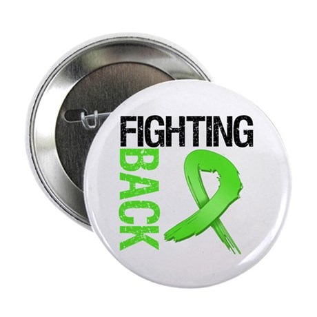 "Fighting Back - Lymphoma 2.25"" Button (100 pack)"