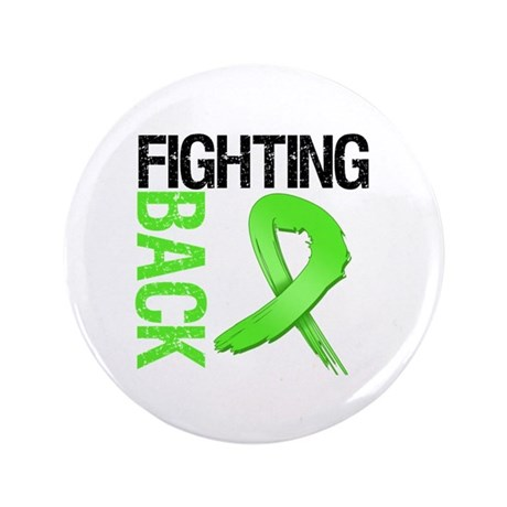 "Fighting Back - Lymphoma 3.5"" Button"