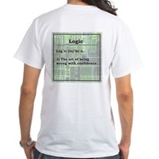 White Logic T-Shirt