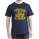 Sverige Sweden T-Shirt