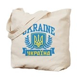 Ukraine Tote Bag
