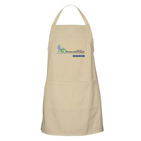 Friend with Benefits BBQ Apron