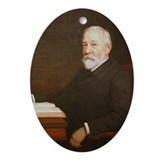 Benjamin Harrison Christmas Ornament