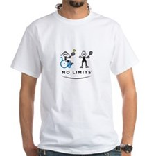 Disabled Tennis Girl Shirt