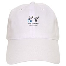 Disabled Tennis Boy Baseball Cap