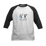 Disabled Tennis Boy Tee
