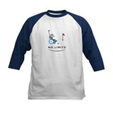 Disabled Golfer Girl Tee