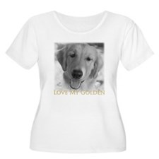 Unique Golden retrievers T-Shirt