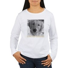 Unique Goldens retriever T-Shirt