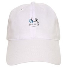 Boy with Running Girl Baseball Cap