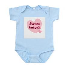 Sweet Aniyah Infant Creeper