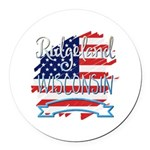 Cool Whee! Exclaimation Point Oval Sticker (50 pk)