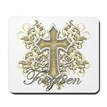 Forgiven Mousepad
