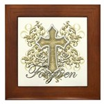 Forgiven Framed Tile
