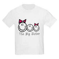The Big Sister (G,B,G) T-Shirt