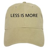Less is more Classic Cap