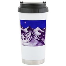 Birth of an Angel Ceramic Travel Mug