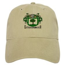 Flanagan Coat of Arms Baseball Baseball Cap