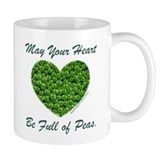 Peasful Heart Small Mug