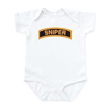 Sniper Tab Infant Bodysuit