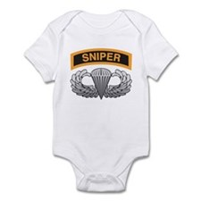 Sniper Tab with Basic Airborn Infant Bodysuit