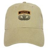 Sniper Tab with Basic Airborn  Baseball Cap