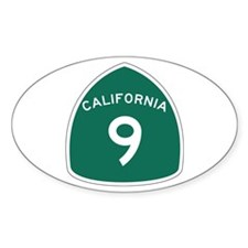 Highway 9 Decal