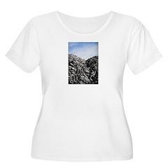 Dragon Canyon Women's Plus Size Scoop Neck T-Shirt