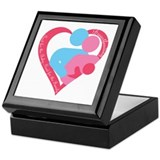 """Good for the Family"" Keepsake Box"