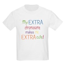 Cute Down syndrome T-Shirt