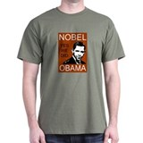 Nobel Peace Prize Obama T-Shirt