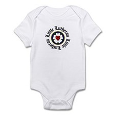 Little Lutheran Infant Bodysuit