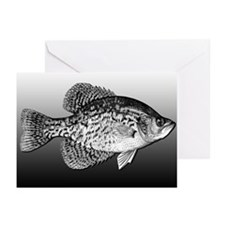 CRAPPIE Greeting Cards (Pk of 20)