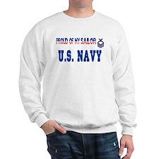 CPO RWBlue Sweatshirt